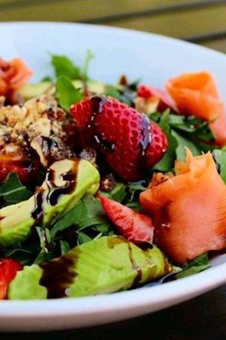 KCC La Vie en Rose - Most Unusual Day Salad